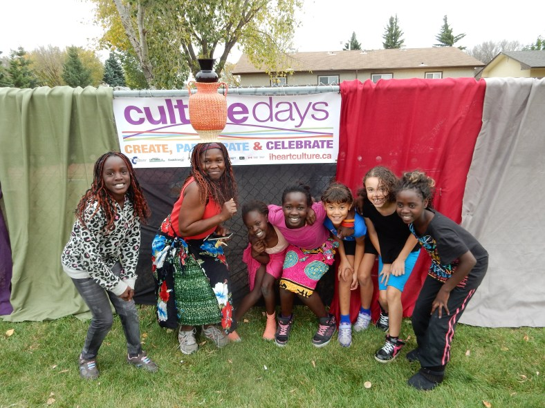 Westview Culture Day in the Park