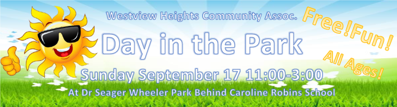 Day in the Park Banner