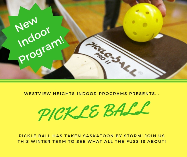 Pickle Ball Add