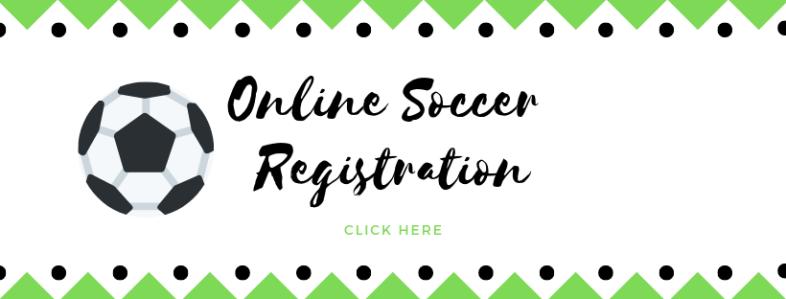 Soccer Regsitration